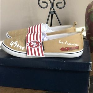Shoes - 🏈San Francisco 49ERS SNEAKERS PRICE FIRM